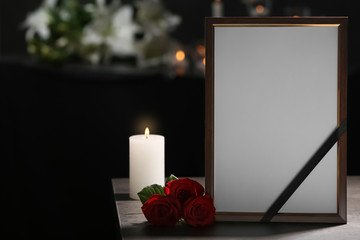 Picture and Candle